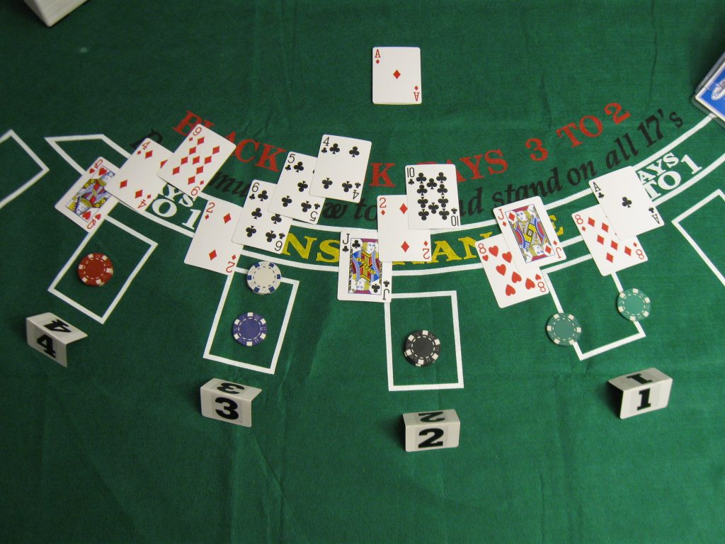 Blackjack Rules for Dealers