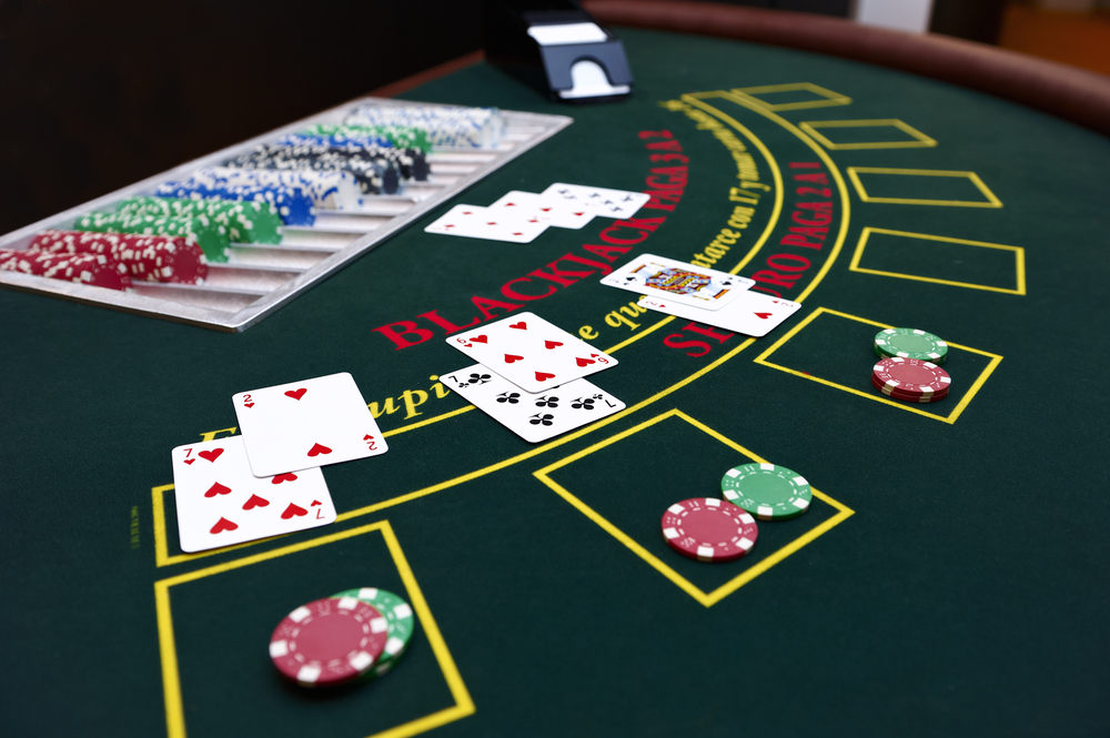 Blackjack – Rules of Card Games