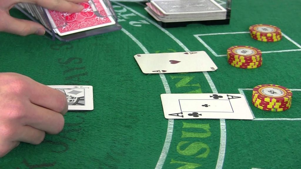The Best Strategy To Win At Blackjack Casino Game