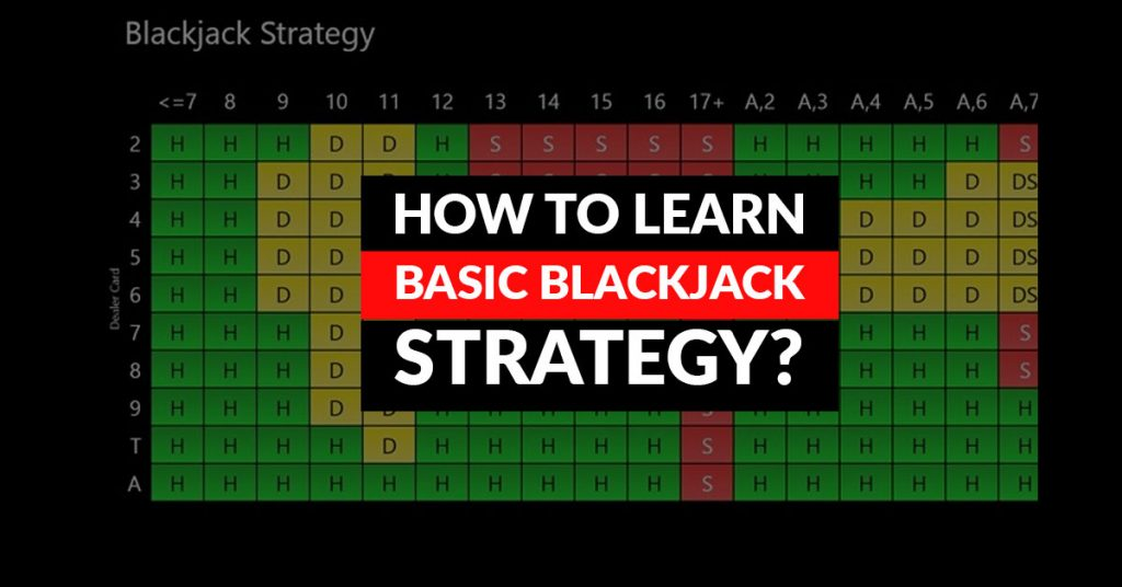 Our Blackjack Strategy Chart Would Teach You Exactly When to Do What