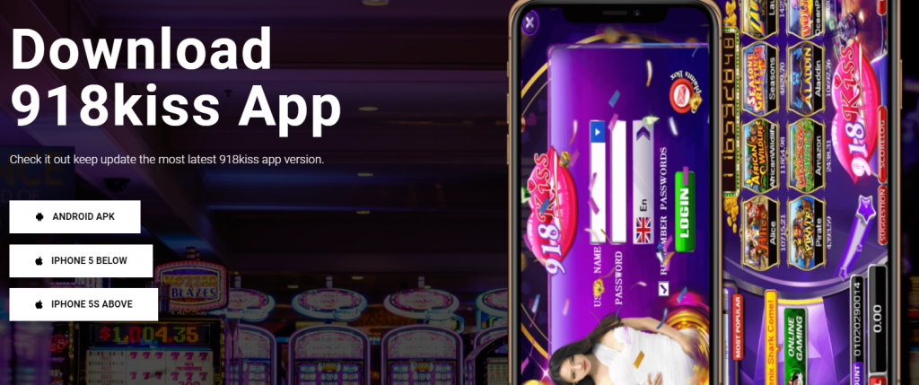HOW TO DOWNLOAD 918KISS APK IN ANDROID OR IOS SMARTPHONE